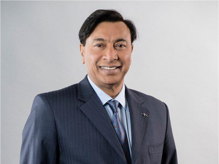 Lakshmi Mittal   Top 10 business leaders in India 2021
