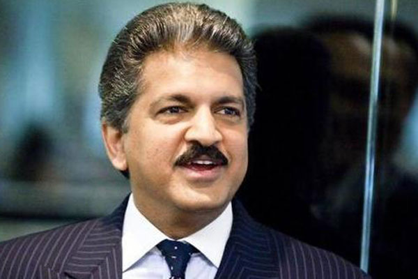 Anand Gopal Mahindra   Top 10 business leaders in India 2021