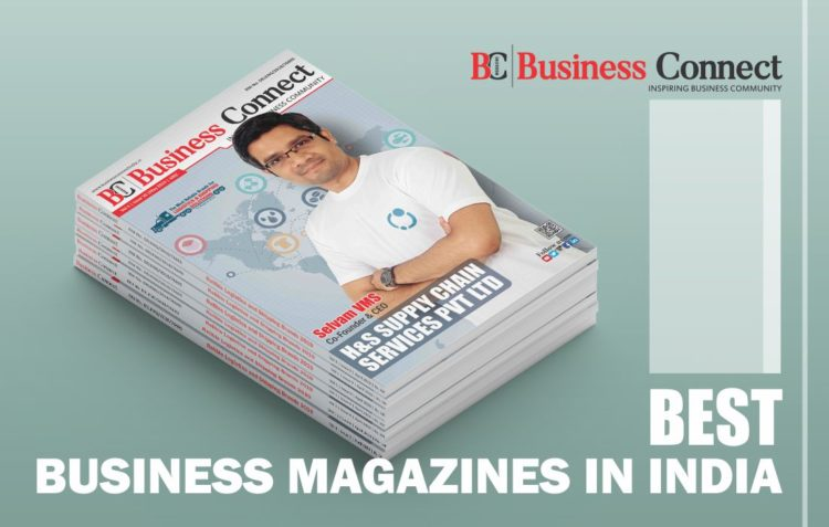 Business Magazine in India   Business Connect