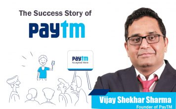 The Success Story Paytm
