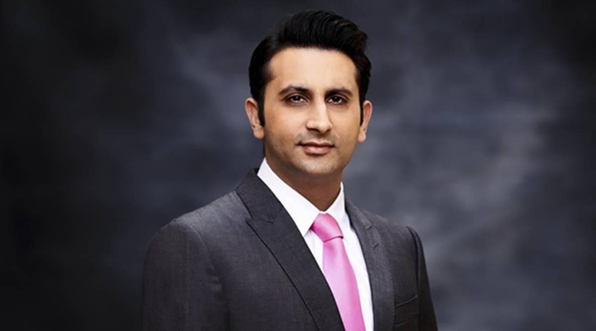 Adar Poonawalla   Top 10 business leaders in India 2021
