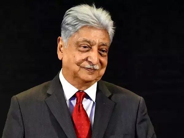Azim Premji   Top 10 business leaders in India 2021
