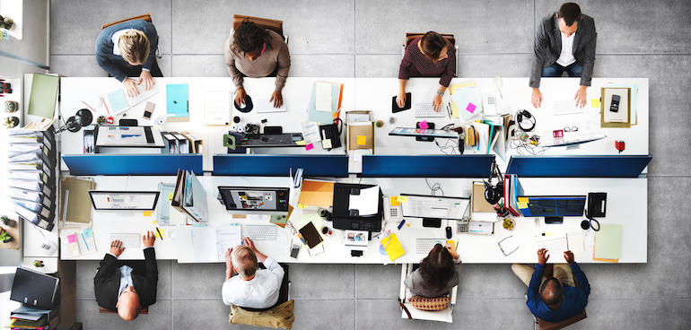 The battle of becoming the funnest office in the country