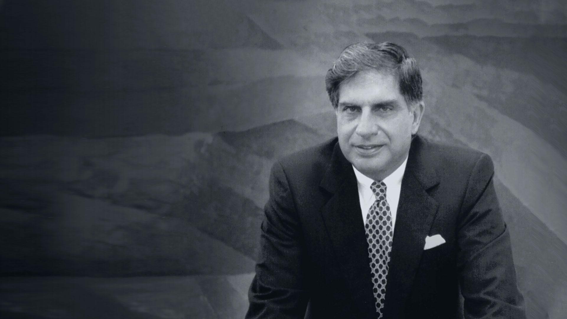 Ratan Tata   Top 10 business leaders in India 2021