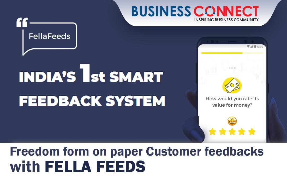 Freedom form on paper Customer feedbacks with Fella Feeds_Business Connect