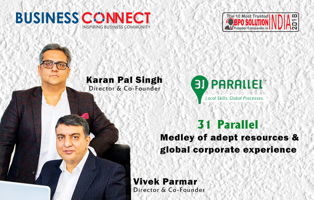 31 Parallel - Business Connect