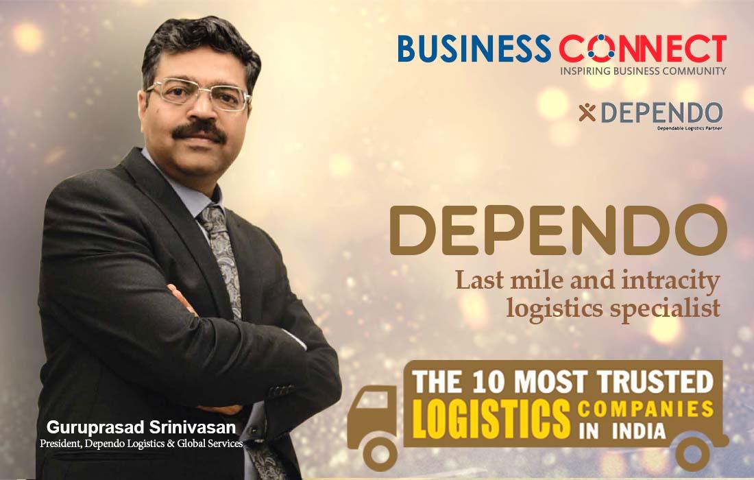 Depnedo logistics _ Business Connect