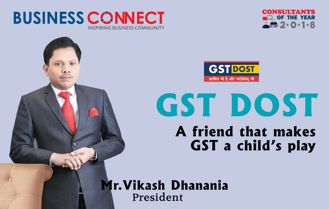 GST Dost - Business Connect
