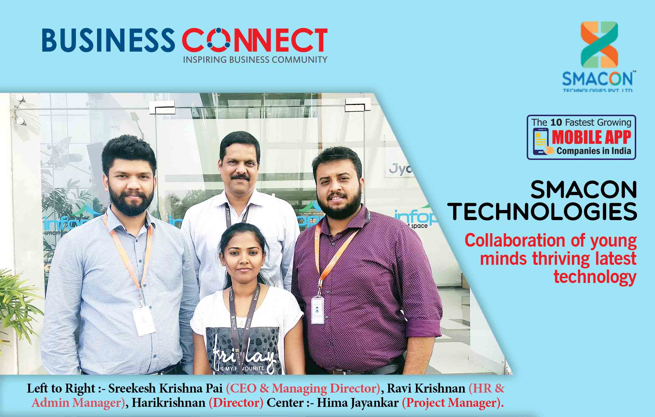 SMACON Technologies - Business Connect