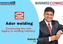 Adore Welding - Business Connect