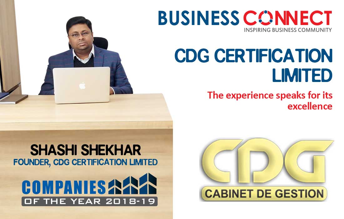 CDG Certification Limited - Business Connect