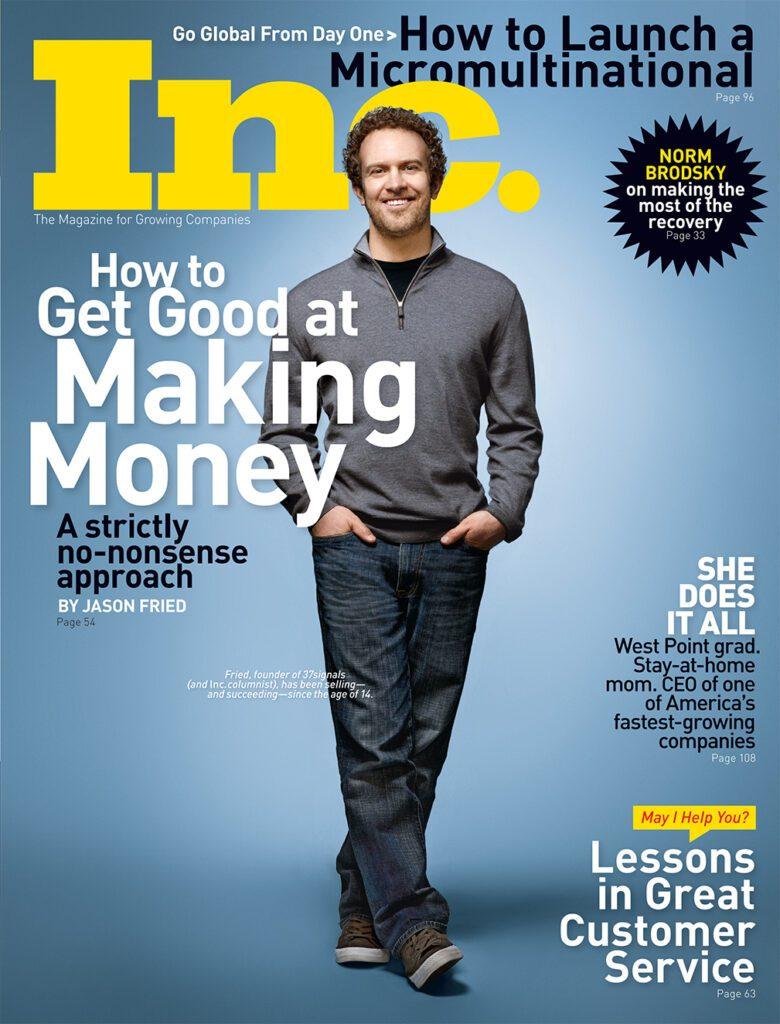 INC Magazine | Top 10 Business Magazines in India 2021