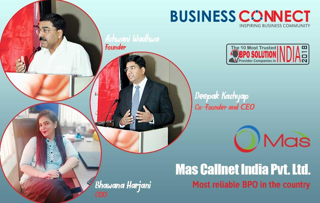 Mas Callnet India Pvt. Ltd. - Business Connect