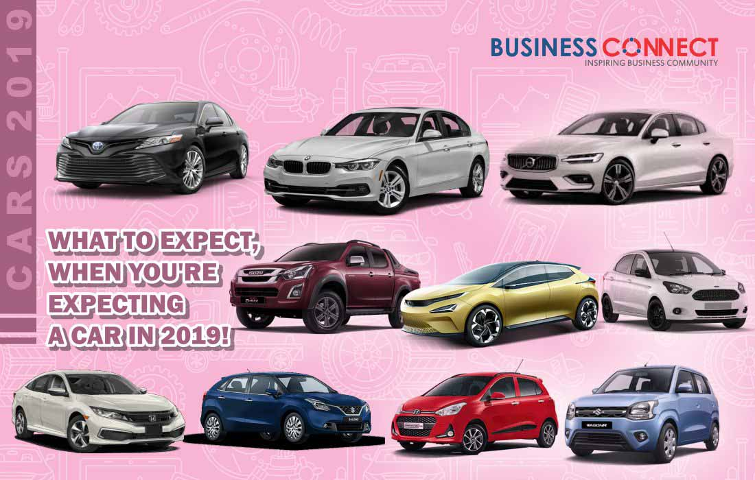 A Car In 2019 – Business Connect