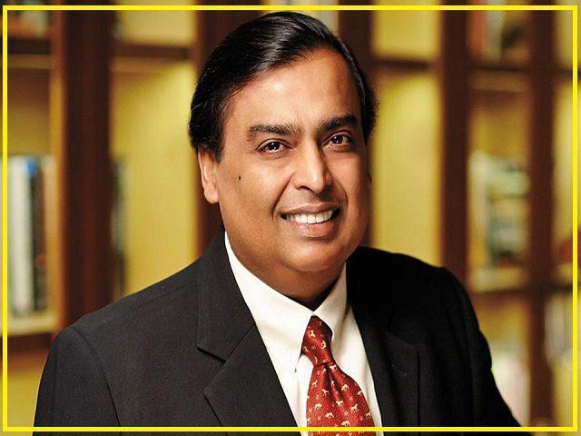 Mukesh Ambani   Top 10 business leaders in India 2021
