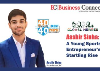 Aashir Sinha, A Young Sports Entrepreneur's Startling Rise - Business Connect