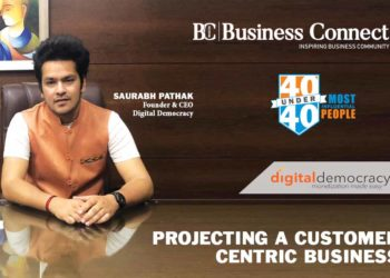 Digital Democracy, Projecting a Customer Centric Business - Business Connect