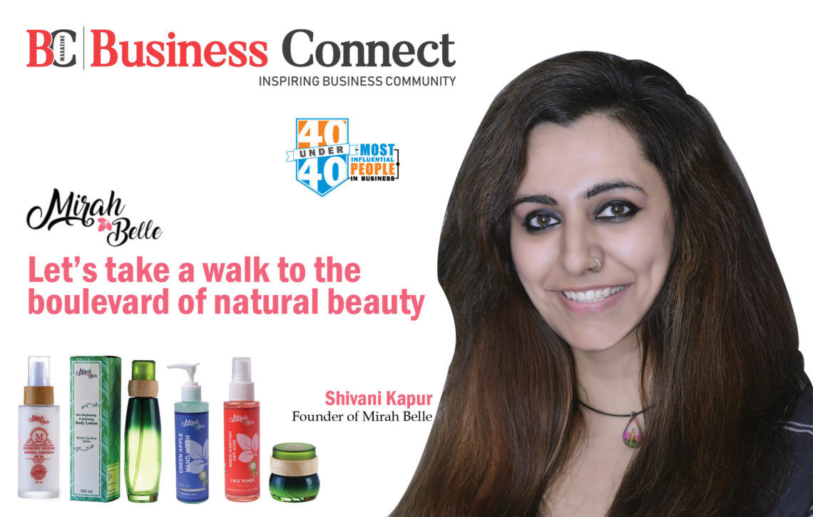 Explore with Mirah Belle & Discover Your Beauty Ritual - Business Connect