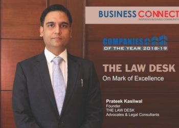 The Law Desk, On Mark of Excellence - Business Connect