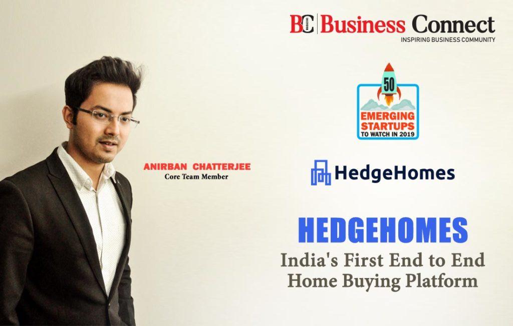 Anirban Chatterjee - HedgeHomes