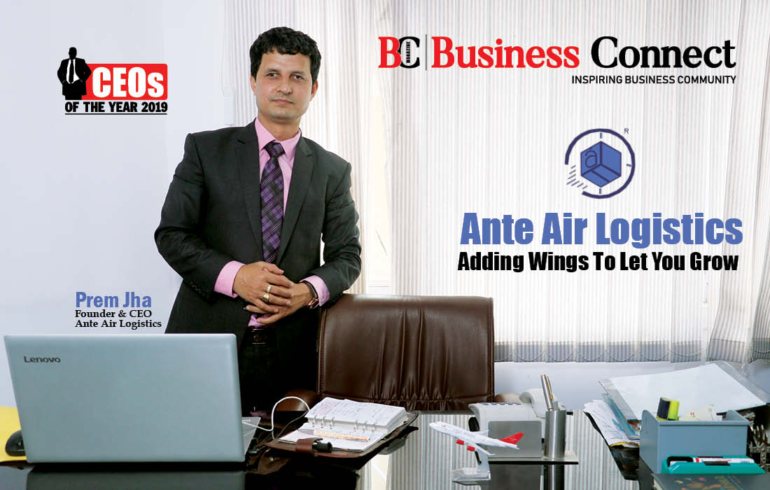 Ante Air Logistics, Adding wings to let you grow - Business Connect
