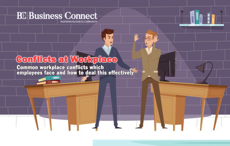 Common workplace conflicts which employees face and how to deal this effectively