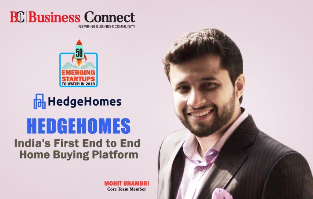 Mohit Bhambri - HedgeHomes