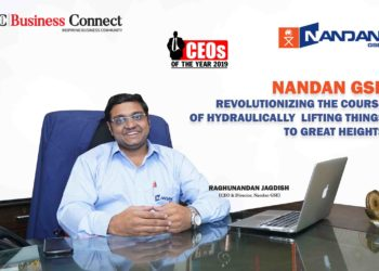 Nandan GSE, Revolutionizing the Course of Hydraulically Lifting Things to Great Heights - Business Connect