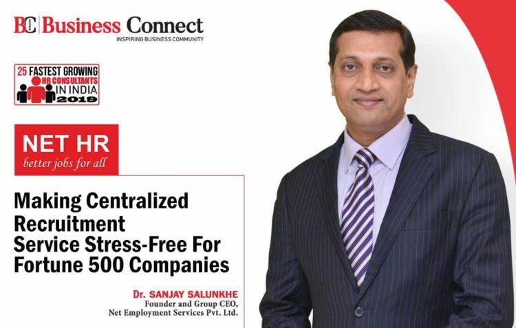 Net Employment Services Pvt. Ltd. (Net HR) - Business Connect