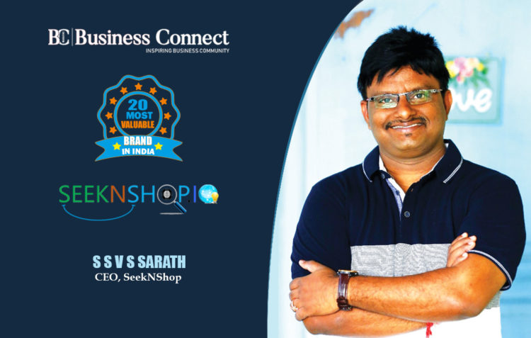 SeekNShop, A Dynamic Leader - Business Leader
