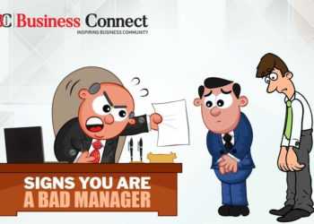Signs You are a Bad Manager - Business Connect