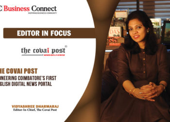 The Covai Post, Pioneering Coimbatore's First English Digital News Portal__Business Connect