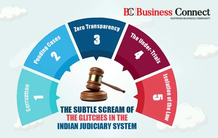 The Subtle Scream of the Glitches in the Indian Judiciary System - Business Connect