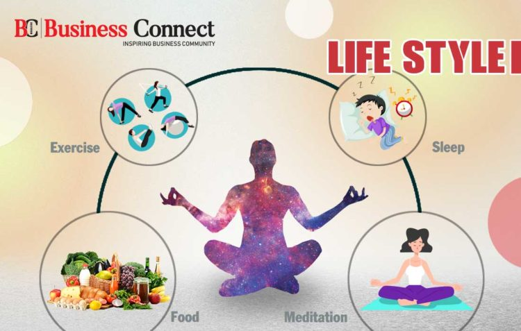 Tips for Healthy Lifestyle - Business Connect