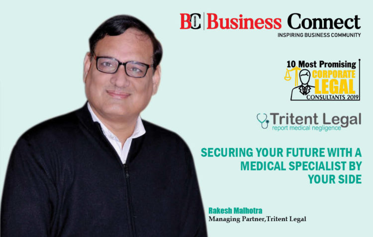 Tritent Legal, Securing your future with a medical specialist by your side - Business Connect