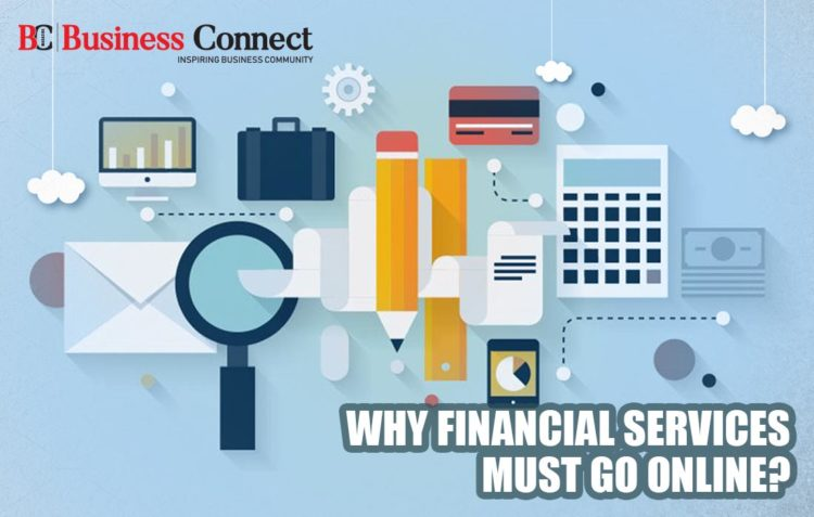 Why Financial Services must go Online - Business Connect