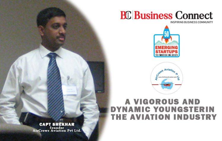 AirCrews Aviation Pvt. Ltd - Business Connect