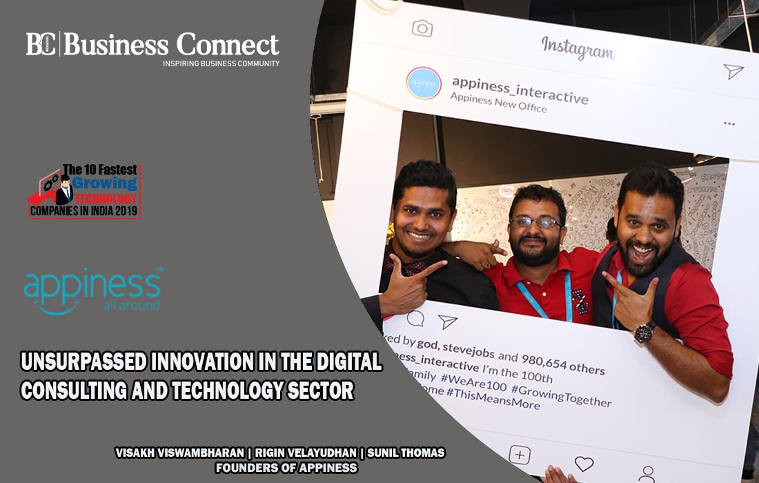 Appiness Interactive Pvt Ltd - Business Connect
