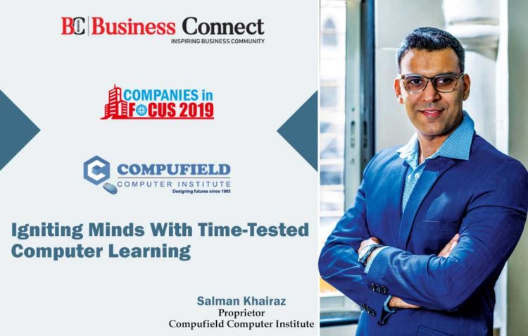 Compufield, Igniting minds with time-tested Computer learning - Business Connect