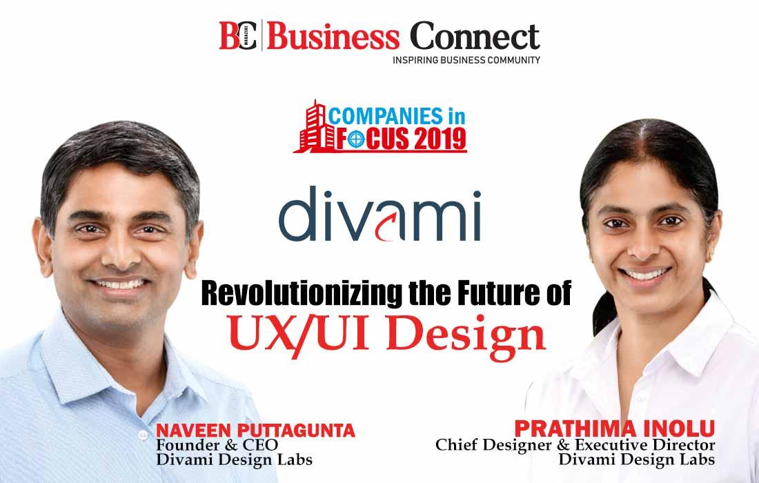 Divami Design Labs, Revolutionizing the Future of UXUI Design - Business Connect