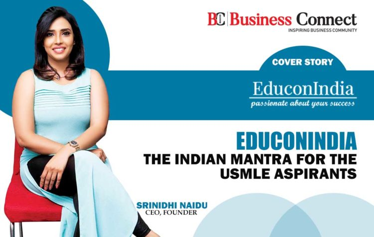 EduconIndia, The Indian Mantra for the USMLE Aspirants - Business Connect