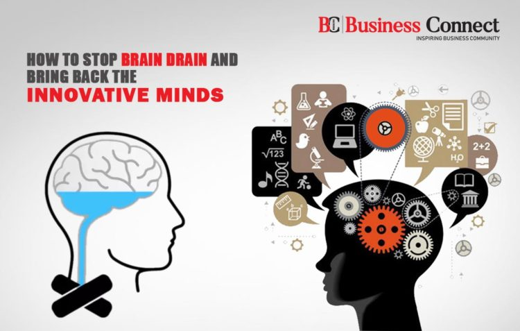 How to stop brain drain and bring back the innovative minds
