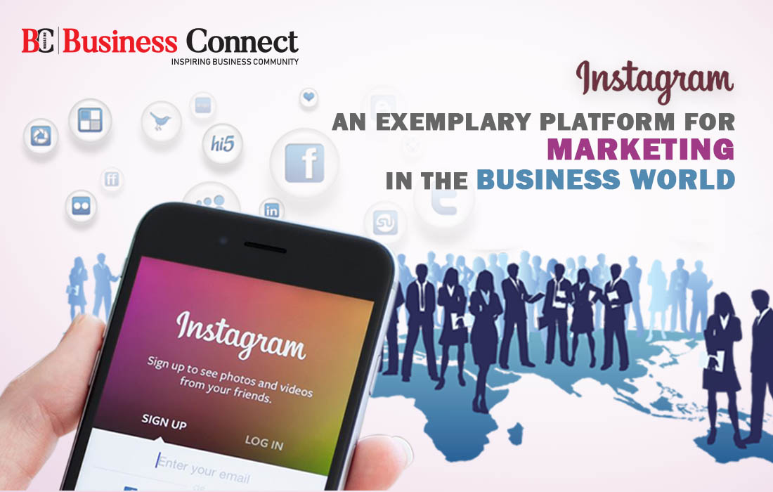 Instagram, An exemplary platform for Marketing in the Business World