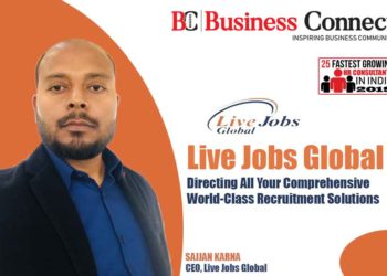 Live Jobs Globals - Business Connect