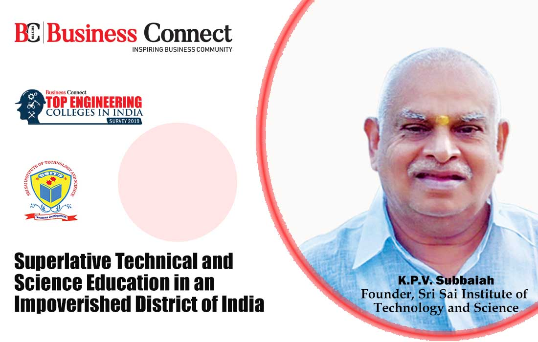 Sri Sai Institute of Technology and Science - Business Connect