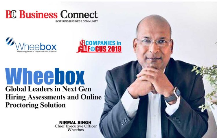 Wheebox, Global Leaders in Next Gen Hiring Assessments and Online Proctoring Solution