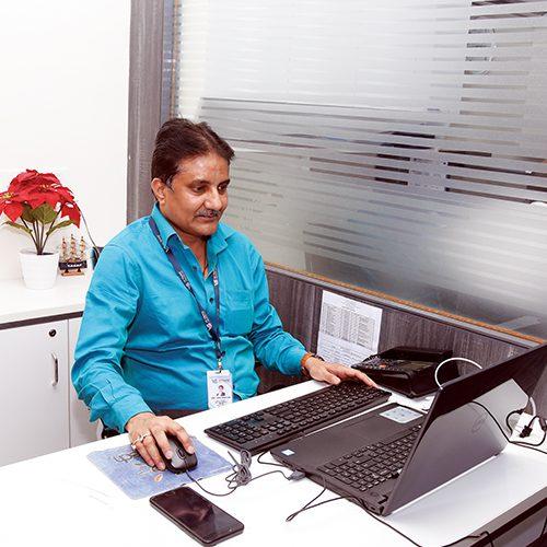 Pankaj Kumar Bagri, CFO, VS Trans Lojistik LLP