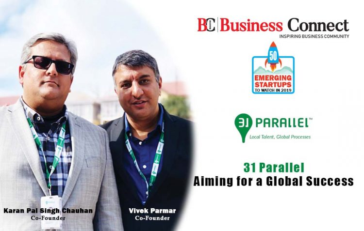 31 Parallel, Aiming for a Global Success - Business Connect