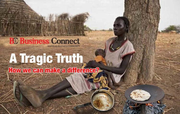 A Tragic Truth, How we can make a difference - Business Connect