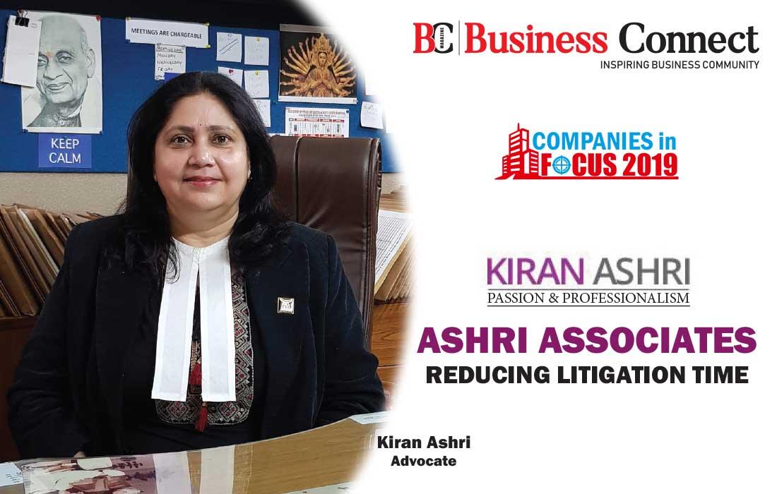 Ashri Associates Reducing Litigation Time